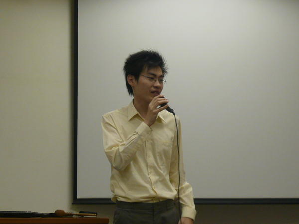 10 Guest from NLFD Toastmasters Club - President Edwin Fang.JPG