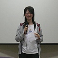 22 Table Topics Master  - Peri Chung.JPG