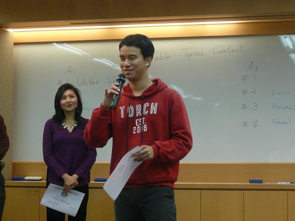 19 Champion of Area A3 Speech Contest - Rick Chou.JPG