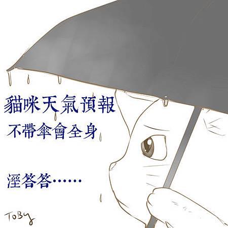 20130411-今日有雨