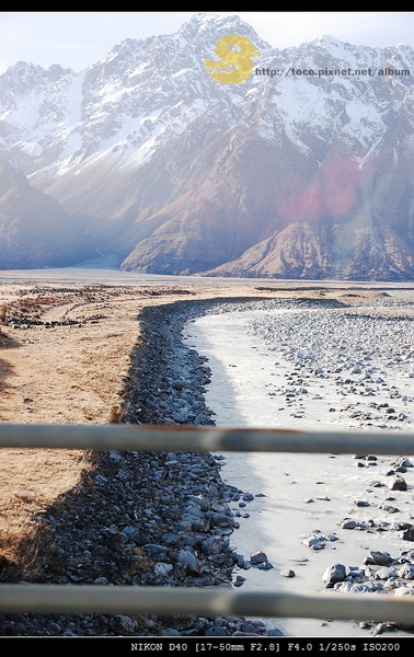 帶我們前往塔斯曼冰河健行