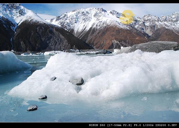 真想演個冰河歷險記
