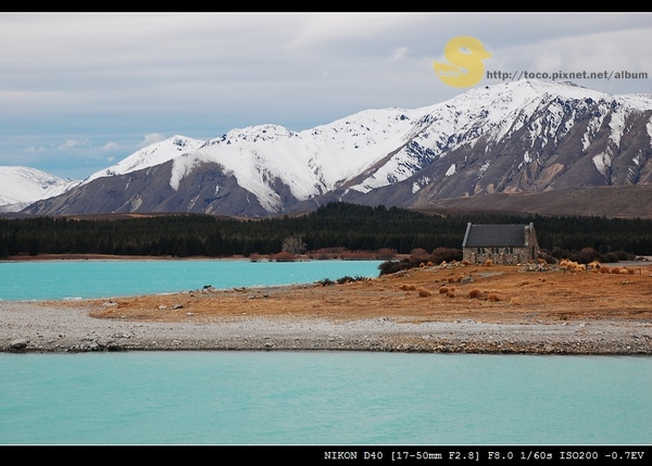 這是最高的高山湖泊喔