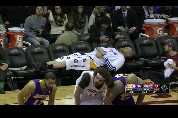 la bench look confortable