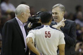 Pop and Dantoni
