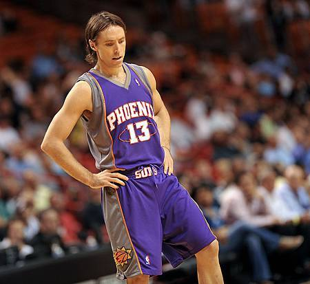steve nash in phonex