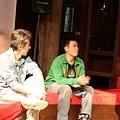 剪接師江寶德(左),林雍益(右)