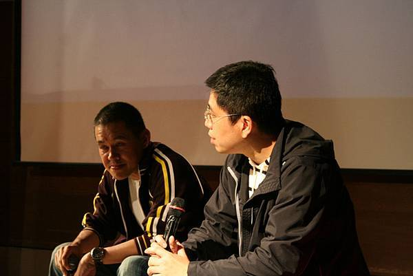 行銷人陳鴻元(左),黃茂昌(右)