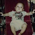 1歲的我....