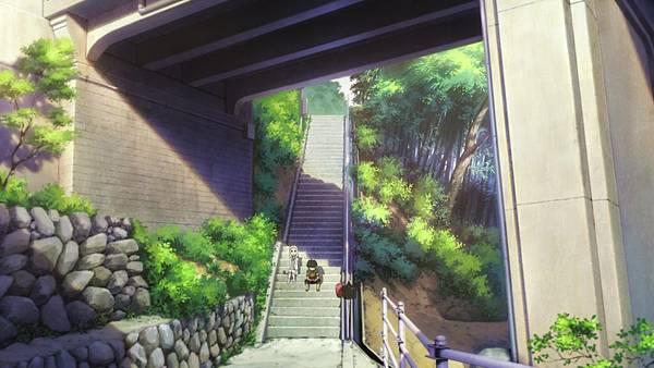 舊秩父橋下