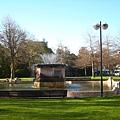 基督城。維多利亞公園