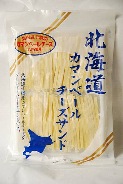起司條(起司鱈魚)