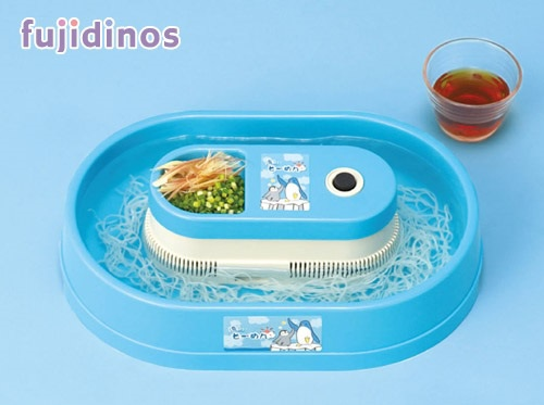 DIY消暑流水麵線機