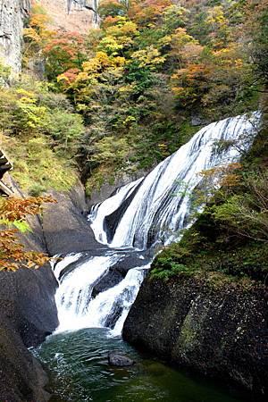 袋田瀑布1