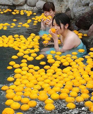 ▌日本文化▌ 柚子湯