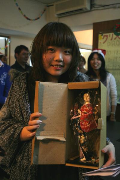 可愛的日本人偶