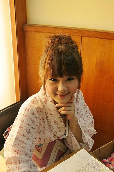 momo就是個日本女生阿