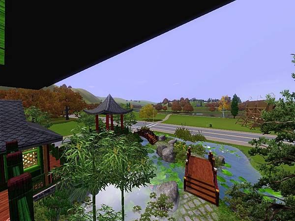 二樓陽台向外望.jpg