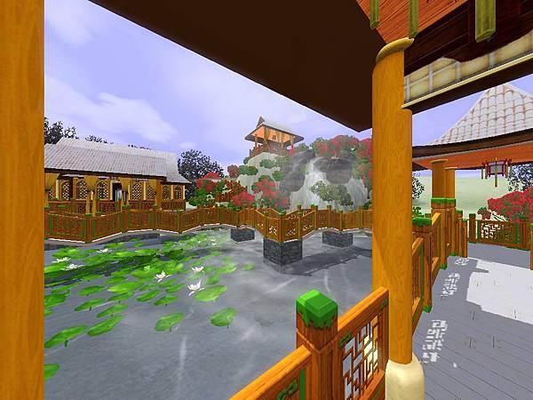 從餐廳也可以看到這樣的風景.jpg