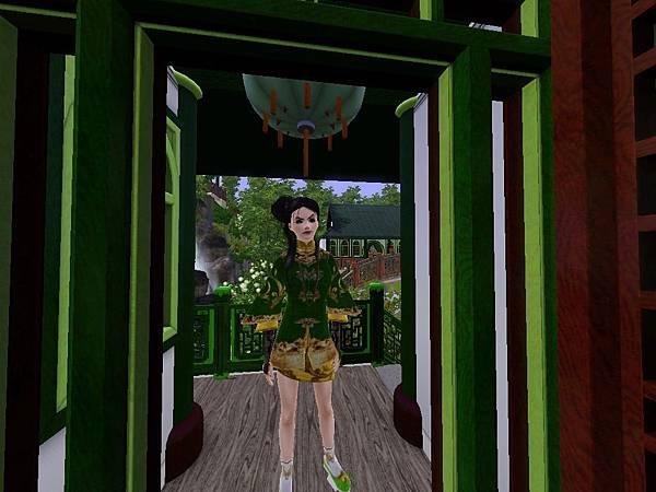 尼寇在主屋後方可見從屋臥室.jpg
