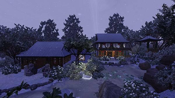 四季流觴黃昏冬景.jpg