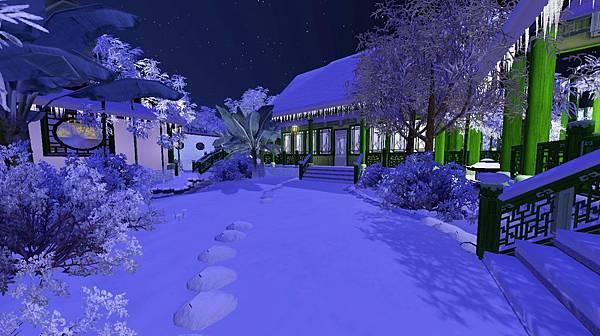 雪景於梨花小院.jpg