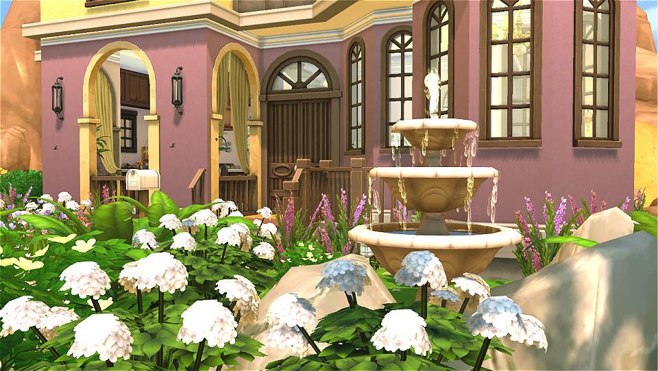 蝴蝶紫前院噴水池.jpg