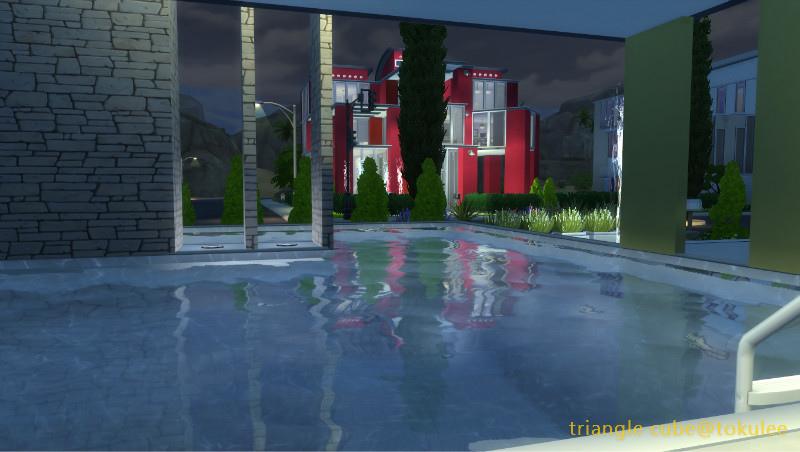 triangle cube 泳池2.jpg