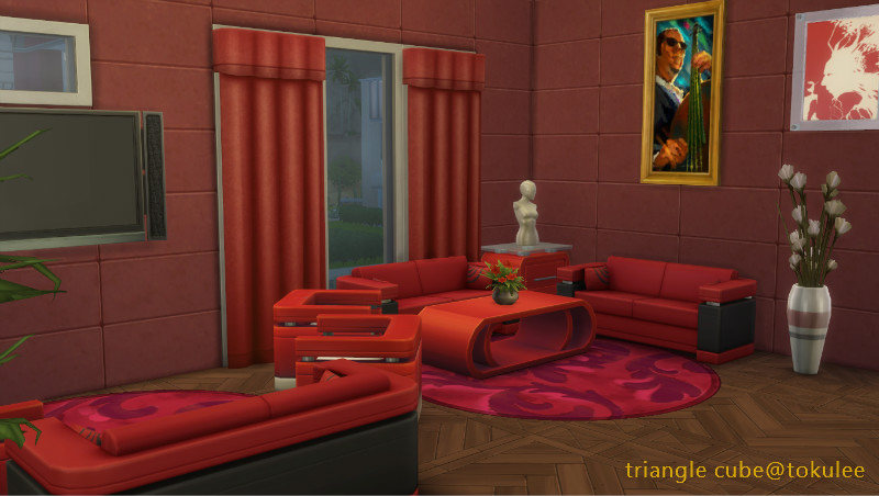 triangle cube 客廳.jpg