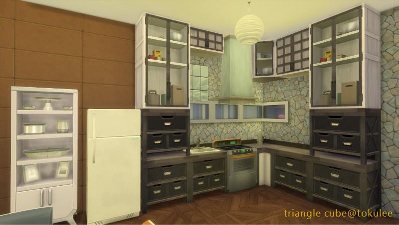 triangle cube 廚房.jpg
