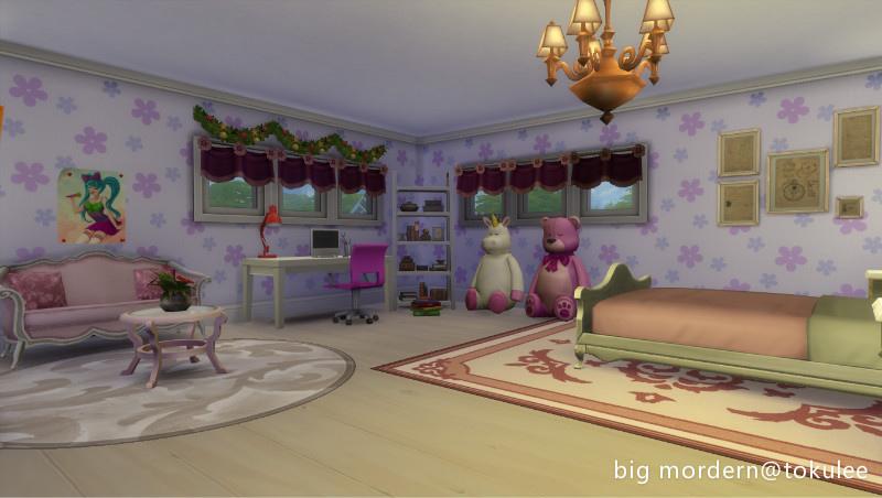 bigmordern-bedroom for girl.jpg