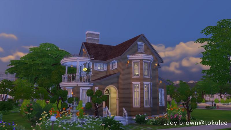 lady brown-sunset1.jpg