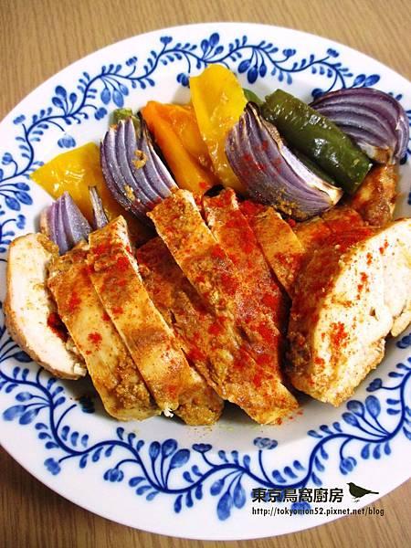 唐多里烤雞2