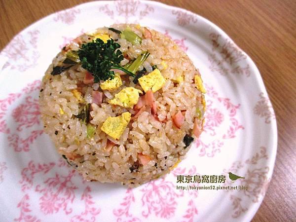電子鍋_沙茶炒飯