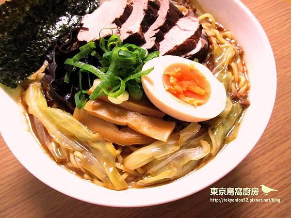 辛味噌拉麵2