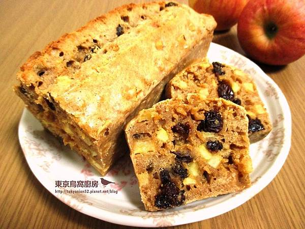 富士蘋果蛋糕