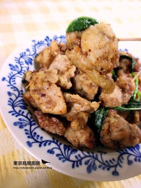 孜然鹽酥雞2