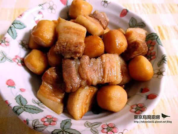 里芋燒五花