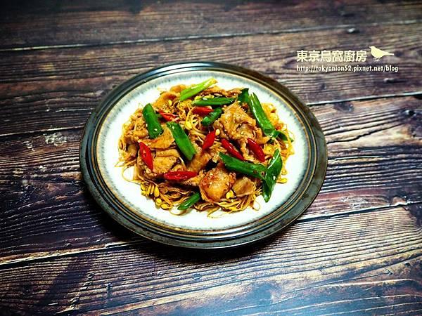 韓式黃豆芽炒豬肉.jpg
