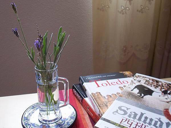 2008年最後的薰衣草-在托雷多之家.JPG