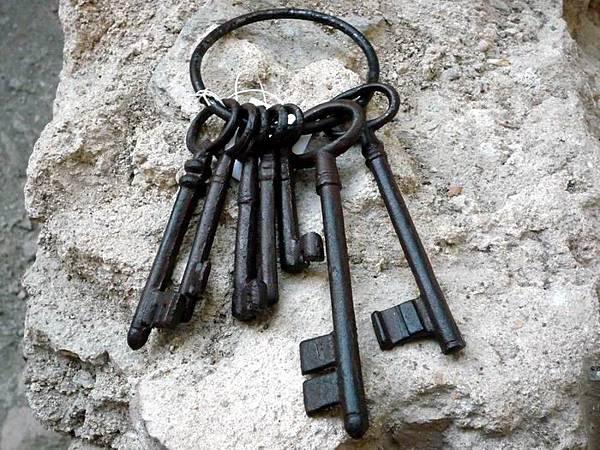 古城門鑰匙-1.JPG
