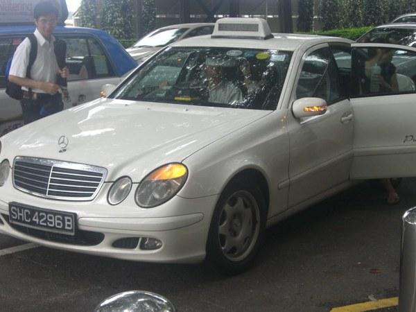 高級ㄉ計程車