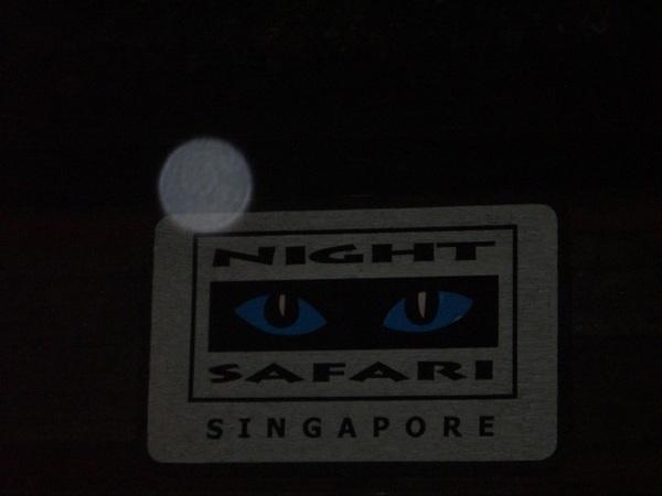 新加坡夜行動物園