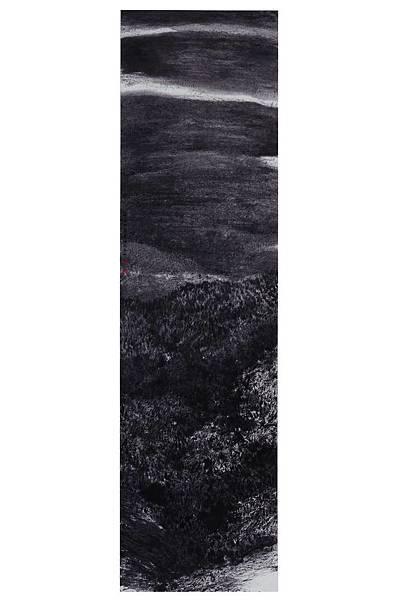 1999年 關渡 34×127.5cm