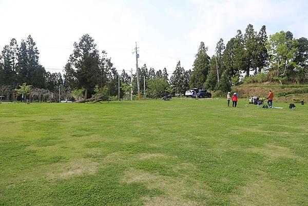 山雲海露營農場