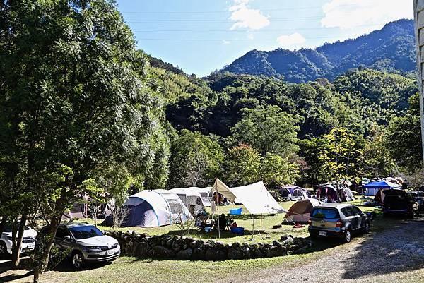 南庄祕境露營區