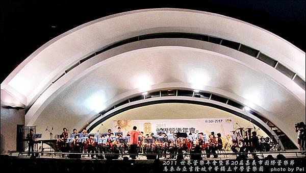 馬來西亞吉隆坡中華獨立中學管樂團