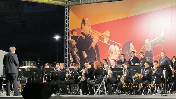 德國哈姆市音樂學校爵士銅管樂隊