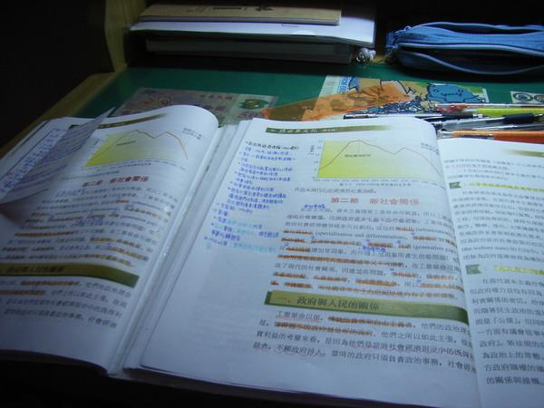 歷史研讀中