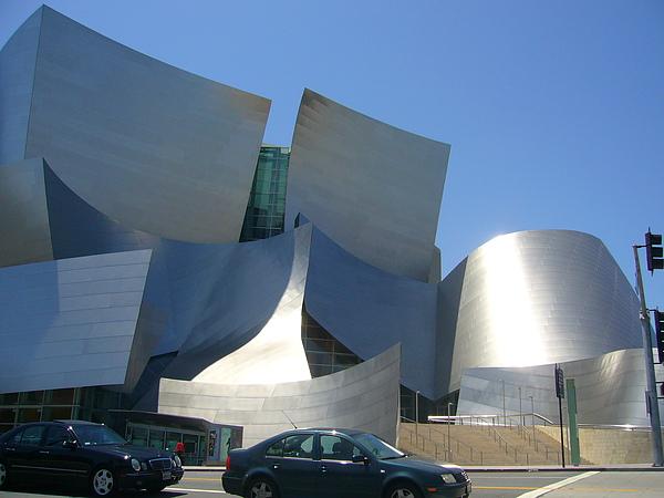 Walt Disney concert hal